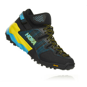 Hoka One One Sky Arkali Shoes Herr black/cyan/citrus black/cyan/citrus