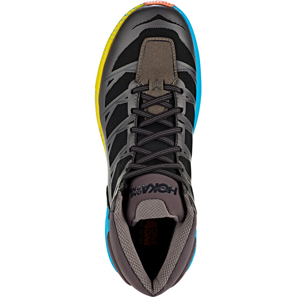 Hoka One One Speedgoat Mid WP Hiking Shoes Herr pavement/phantom