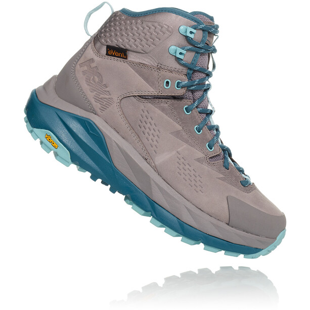 Hoka One One Sky Kaha Hiking Shoes Dam frost gray/aqua haze