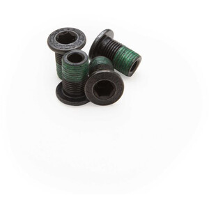 Long Steel Hex Chainring Bolt Pack 4 count