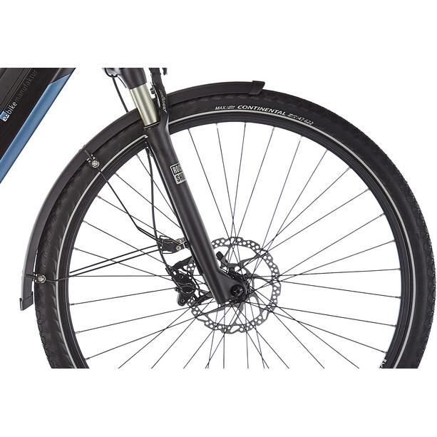 e-bike manufaktur 13ZEHN Trapez XT Disc schwarz matt