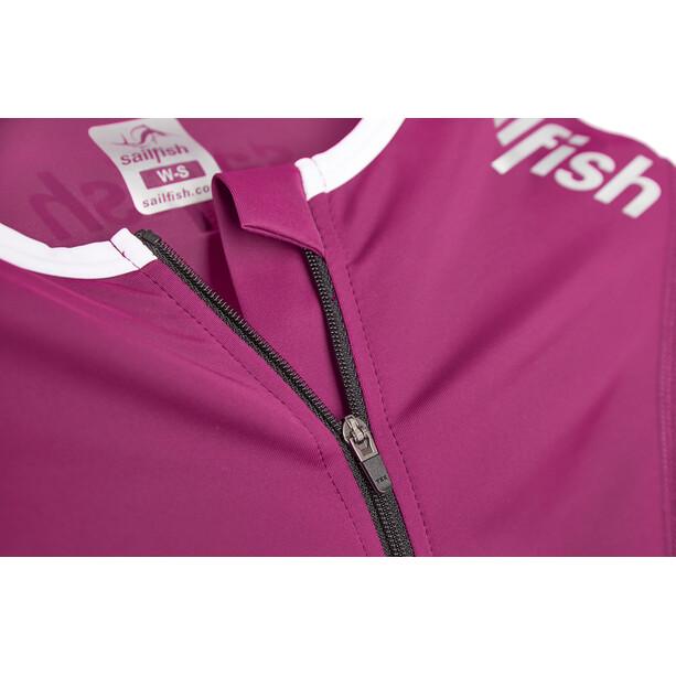 sailfish Comp Aerosuit Damen berry