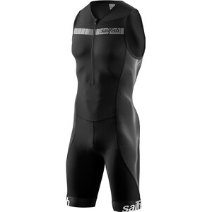 sailfish Comp Trisuit Herren black/grey black/grey