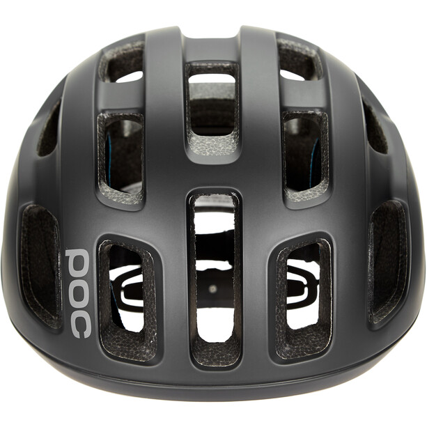 POC Ventral Air Spin Helm uranium black matt