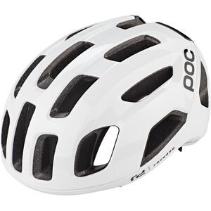 POC Ventral Air Spin Helm weiß/schwarz weiß/schwarz