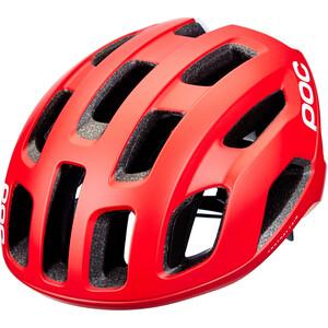 POC Ventral Air Spin Helm prismane red matt prismane red matt