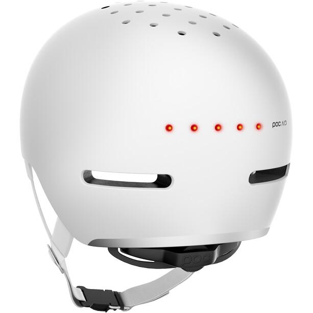 POC Corpora AID Helm hydrogen white