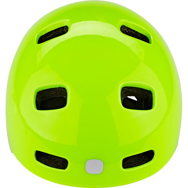 POC POCito Crane Helm Kinder fluorescent yellow/green
