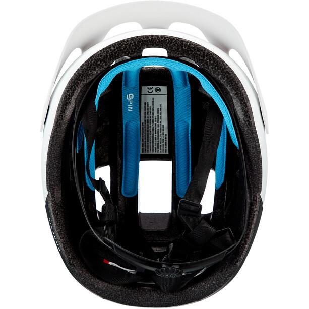 POC Omne Air Resistance Spin Kypärä, valkoinen/musta