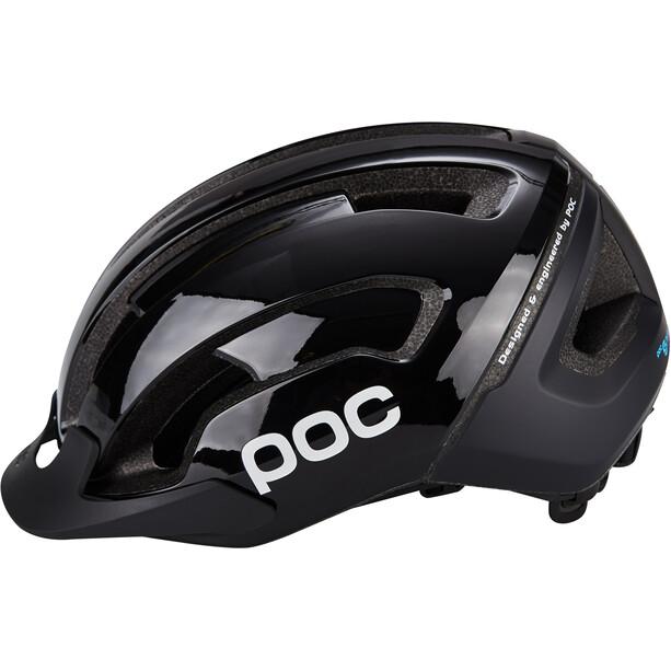 POC Omne Air Resistance Spin Helmet uranium black