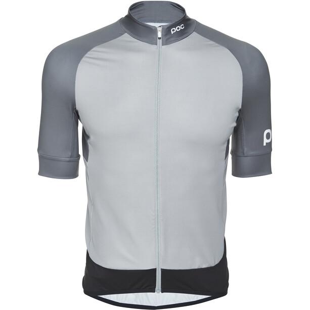POC Essential Road Jersey Herre francium multi grey