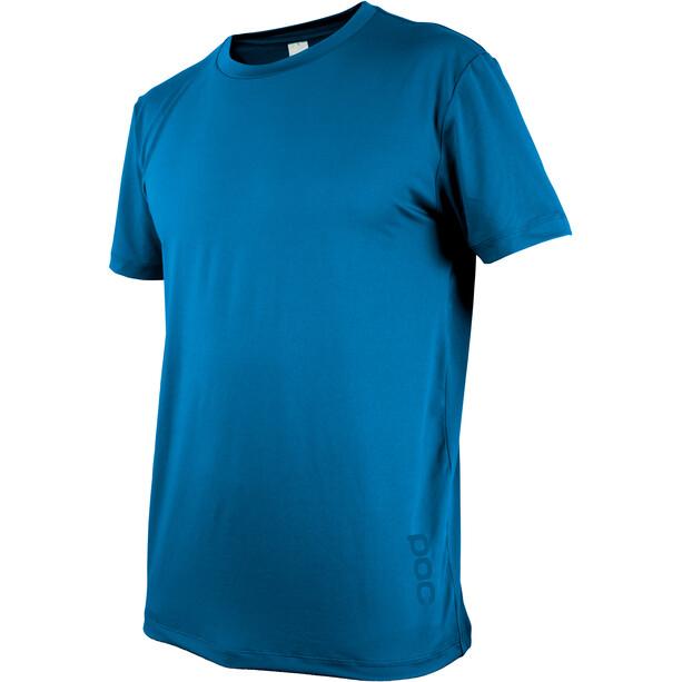 POC Resistance Enduro Light T-Shirt Herren furfural blue