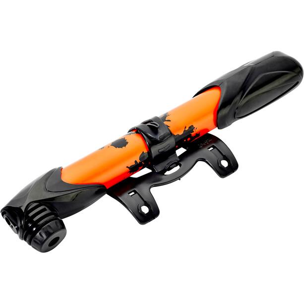 Zefal Mini Jet Universal Mini-Pumpe orange