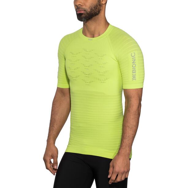X-Bionic Effektor G2 Laufshirt Kurzarm Herren grün