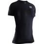 X-Bionic Invent 4.0 Run Speed T-shirt Femme, opal black/arctic white