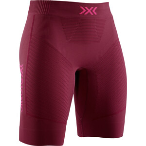 X-Bionic Invent 4.0 Run Speed Shorts Damen rot rot