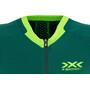 X-Bionic The Trick G2 Bike Zip Jersey SS Women pine green/amazonas green