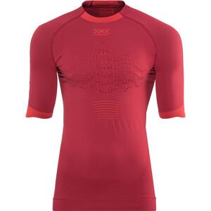 X-Bionic The Trick G2 T-shirt de running Homme, rouge rouge
