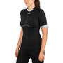 X-Bionic The Trick 4.0 Kurzarm Laufshirt Damen black melange