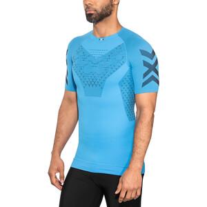 X-Bionic Twyce G2 Laufshirt Kurzarm Herren twyce blue/opal black twyce blue/opal black