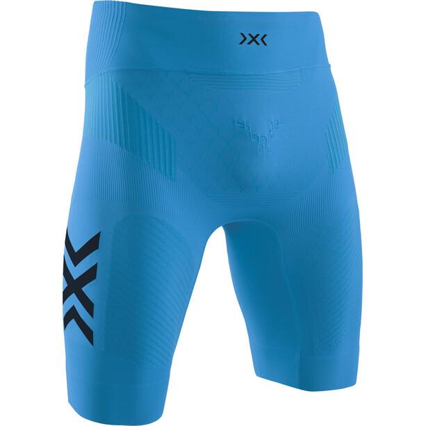 X-Bionic Twyce G2 Laufshorts Herren twyce blue/arctic white