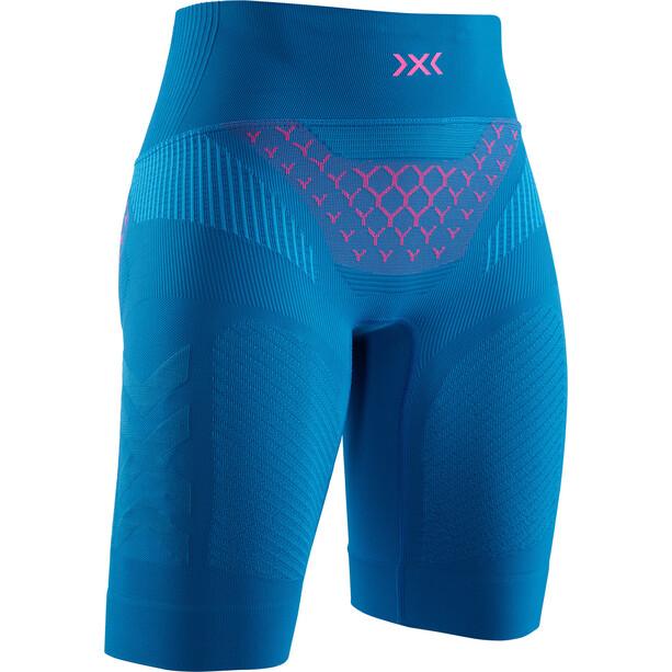 X-Bionic Twyce G2 Laufshorts Damen blau