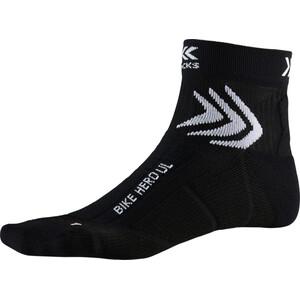X-Socks Bike Hero UL Socken black melange black melange