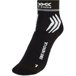 X-Socks Bike Hero UL Calcetines, negro negro