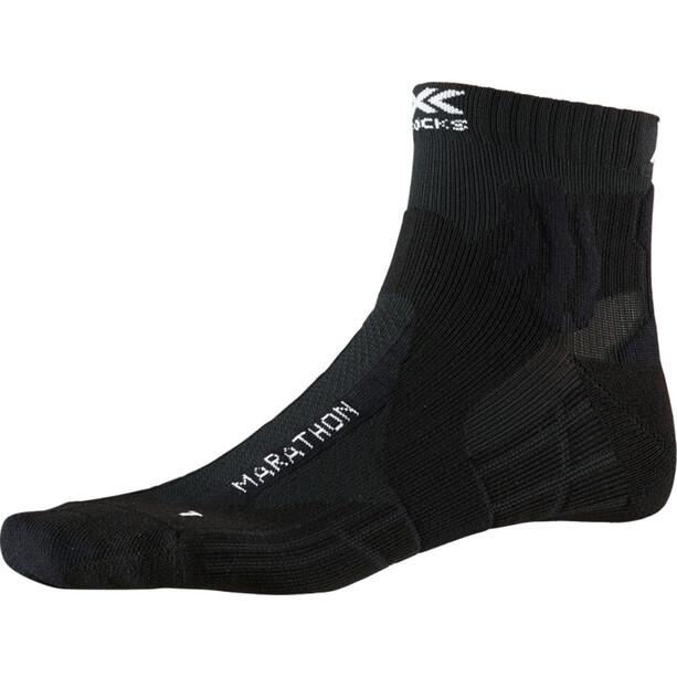 X-Socks Marathon Socken opal black