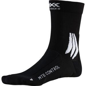 X-Socks MTB Control Chaussettes, noir noir