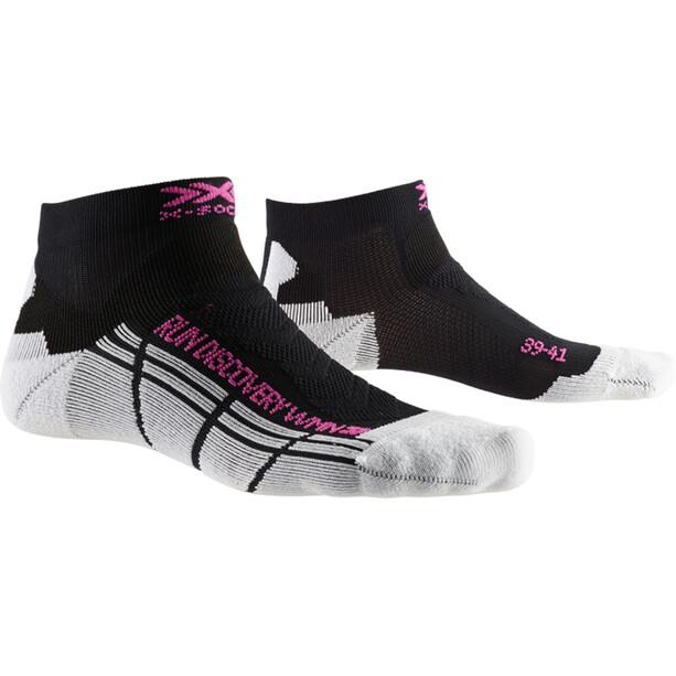 X-Socks Run Discovery Socken Damen schwarz