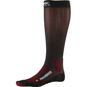 X-Socks Run Energizer Socken schwarz schwarz
