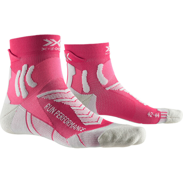 X-Socks Run Performance Socken Damen pink