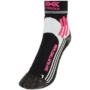 X-Socks Sky Run Two Sokken Dames, zwart zwart