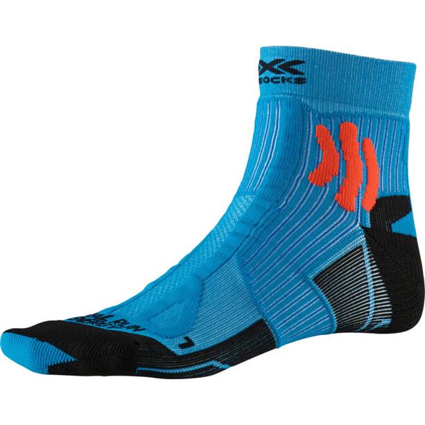 X-Socks Trail Run Energy Socks Herr blå