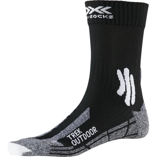 X-Socks Trek Outdoor Socken Herren opal black/dolomite grey melange