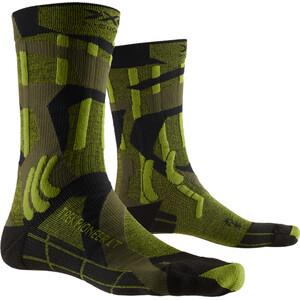 X-Socks Trek Pioneer LT Socken Herren forest green/modern camo forest green/modern camo