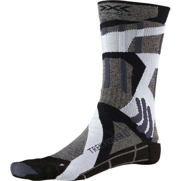 X-Socks Trek Pioneer LT Sukat Miehet, harmaa