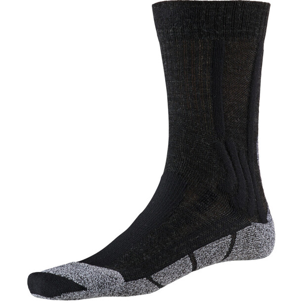 X-Socks Trek Silver Socken Damen schwarz