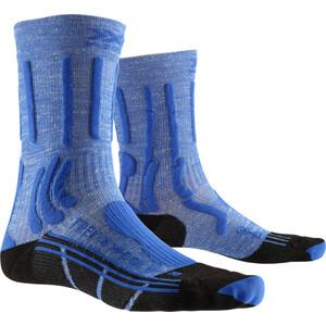 X-Socks Trek X Leinensocken Damen lake blue/opal black lake blue/opal black