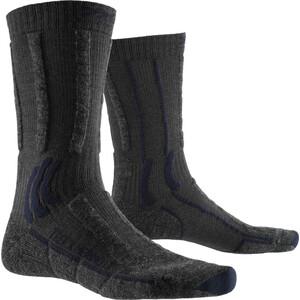 X-Socks Trek X Merino LT Socken anthracite/melange anthracite/melange