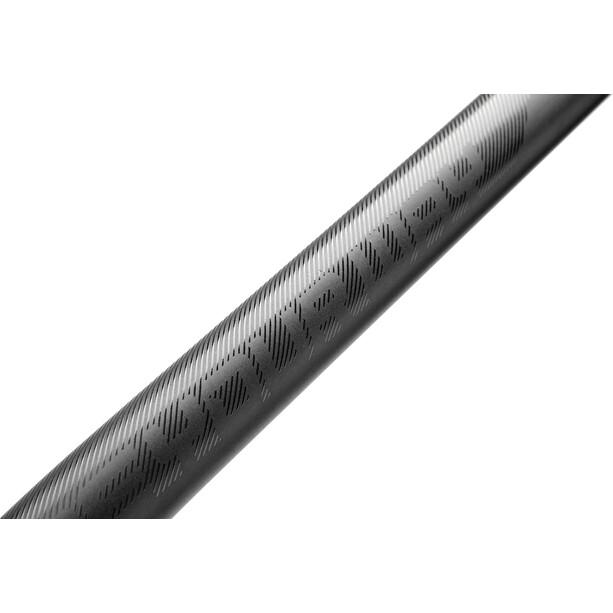 "DARTMOOR Nitro Low Cykelstyr Aluminium Ø31,8mm 0,5 "", sort"