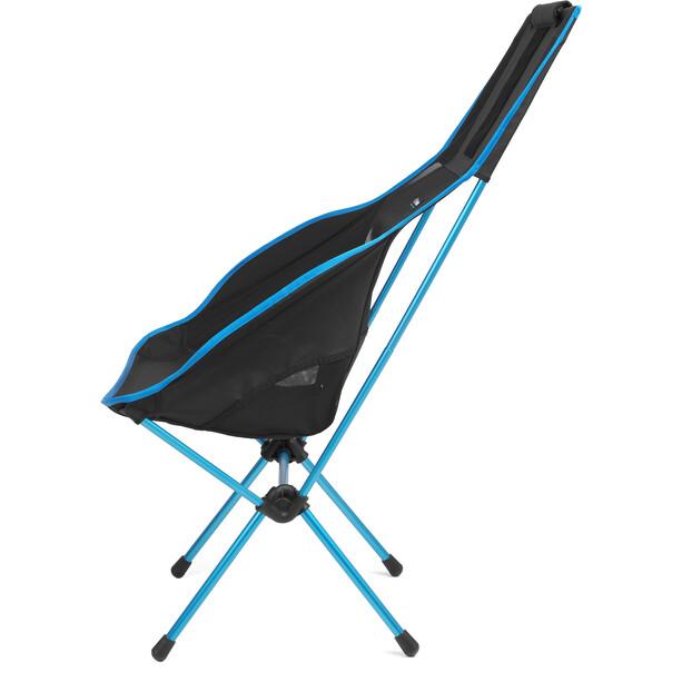 Helinox Savanna Stuhl schwarz
