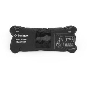 Helinox Air + Foam Headrest Kissen black/charcoal black/charcoal