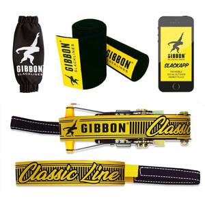 GIBBON Classicline Zestaw Treewear, żółty żółty