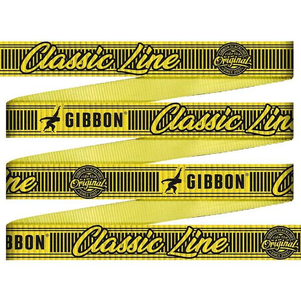 GIBBON Classicline XL Treewear Set gelb