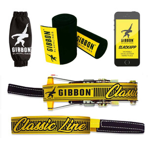 GIBBON Classicline XL Treewear Set gelb gelb