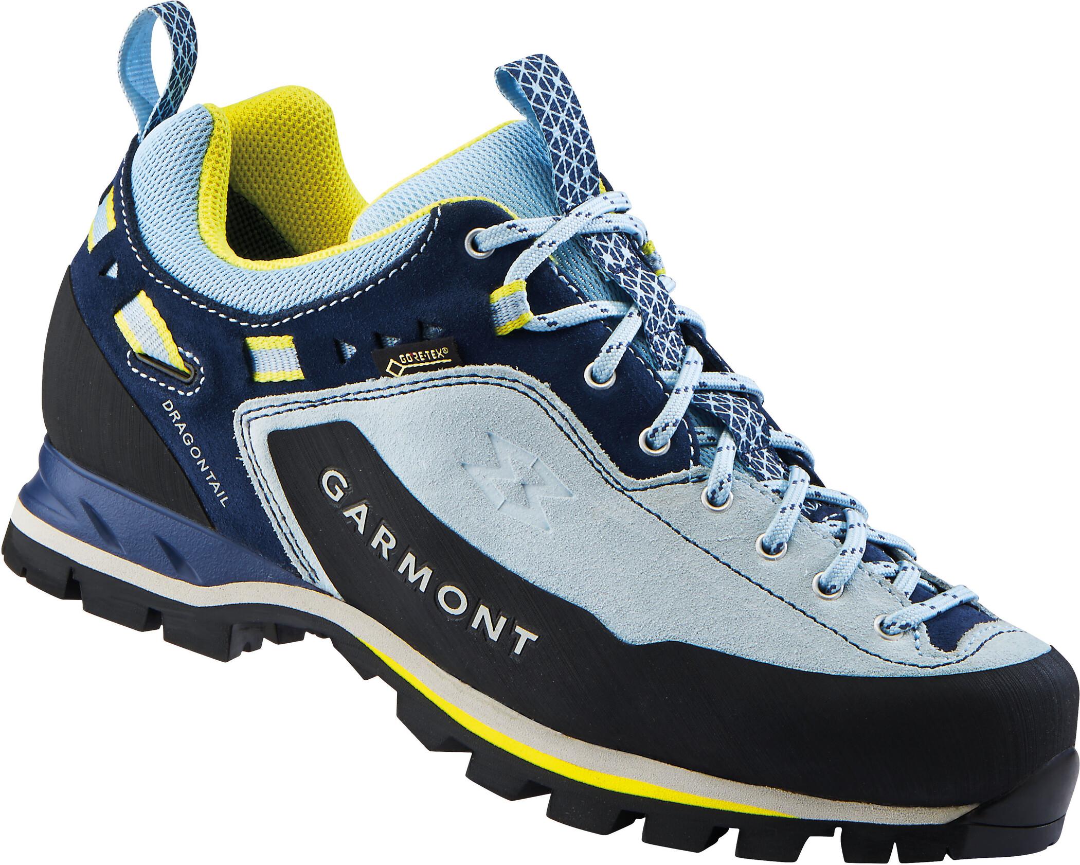 Garmont Sticky Cloud GTX WMS Damen Wanderschuhe Damen blau Schuhe Outdoor