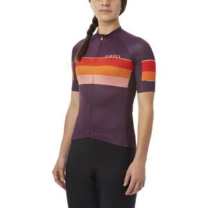 Giro Chrono Expert Trikot Damen dusty purple horizon dusty purple horizon