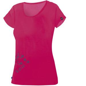 Directalpine Furry 1.0 Kurzarm T-Shirt Damen rose rose